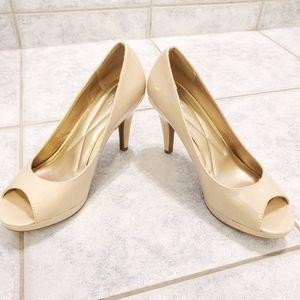 Women peep toe heel by KS Studio size 10